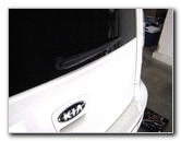 Kia Soul Rear Window Wiper Blade Replacement Guide