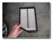 2011-2015 Kia Sportage Engine Air Filter Replacement Guide