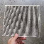 Kia Sportage HVAC Cabin Air Filter Replacement Guide
