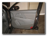 2011-2015 Kia Sportage Interior Door Panel Removal Guide