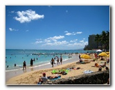 Kuhio Beach Park - Waikiki, Honolulu, Oahu