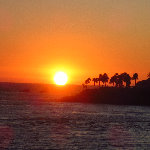 Laguna Beach Sunset, Orange County, CA