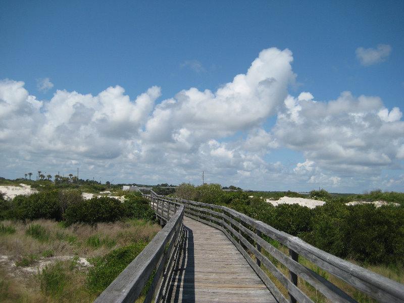 Little Talbot Island State Park Jacksonville Florida