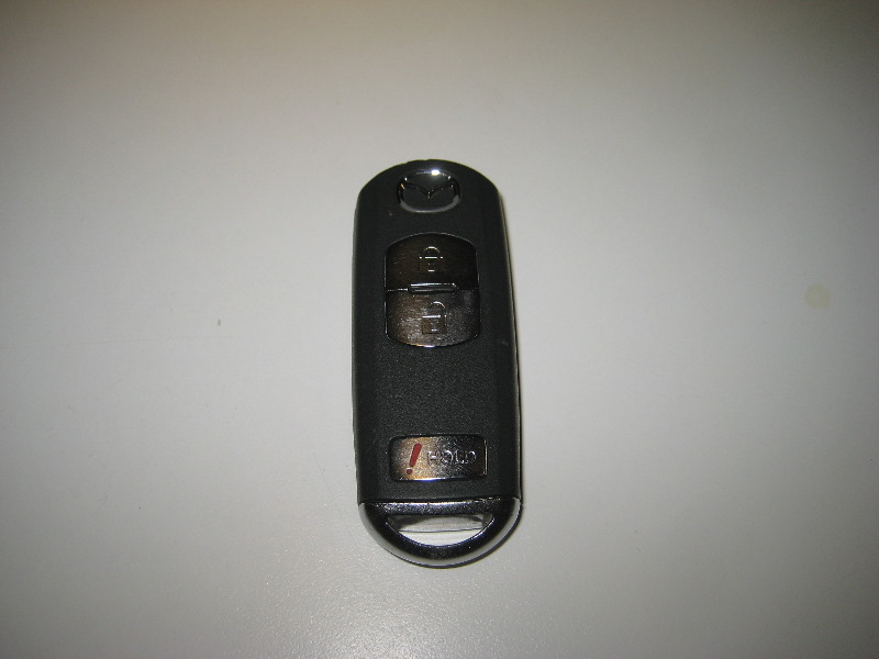 Mazda Cx 5 Key Fob Battery Replacement Guide 001