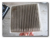 Mazda CX-9 Cabin Air Filter Cleaning & Replacement Guide