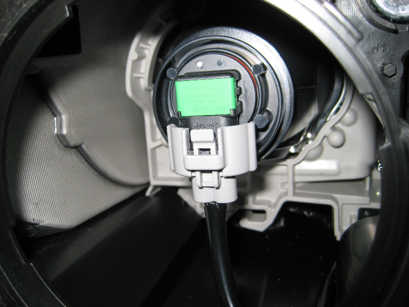 Mazda Cx 9 Headlight Bulbs Replacement Guide 026