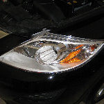 Mazda CX-9 Headlight Bulbs Replacement Guide