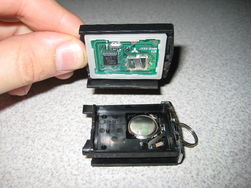 Mazda Key Battery Coches