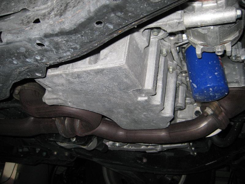 Mazda Cx 9 Mzi V6 Engine Oil Change Guide 005