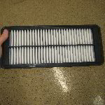 2016-2021 Mazda MX-5 Miata 2.0L I4 Engine Air Filter Replacement Guide