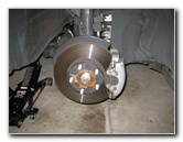 Mazda Mazda3 Front Brake Pads Replacement Guide
