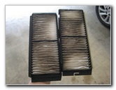 Mazda Mazda3 A/C Cabin Air Filters Replacement Guide