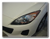 Mazda Mazda3 Headlight Bulbs Replacement Guide