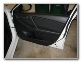 Mazda Mazda3 Interior Door Panels Removal Guide