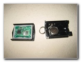 mazda mazda3 key fob battery replacement guide - 2010 to 2013