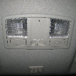 2010-2013 Mazda Mazda3 Map Light Bulbs Replacement Guide