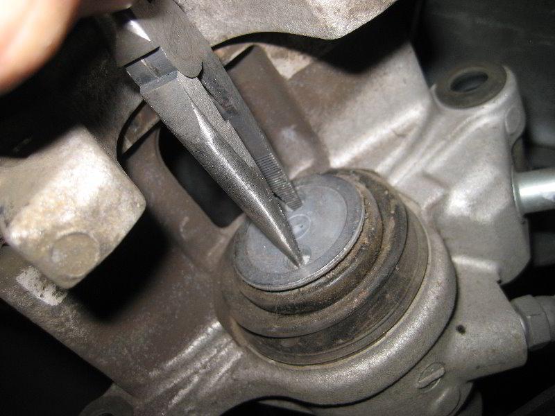 service manual  how to repair front brake caliper 2010 1998 Avalon 2011 Avalon