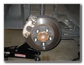 Mazda Mazda3 Rear Brake Pads Replacement Guide