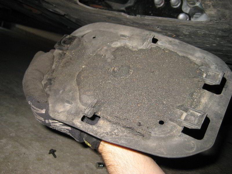 Mazda Mazda3 Skyactiv G 2l I4 Engine Oil Change Guide 010