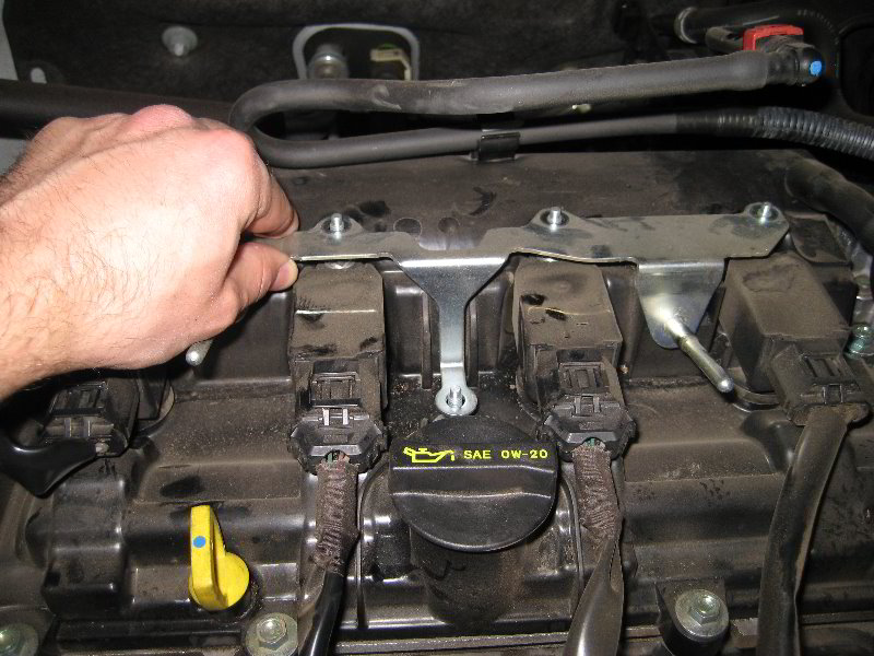 Service Manual  How To Replace Spark Plugs On A 2012