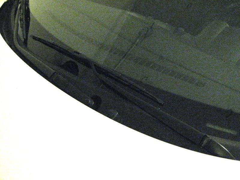 Mazda Mazda3 Windshield Wiper Blades Replacement Guide 001