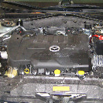 Mazda Mazda6 2.3L Engine Oil Change Guide