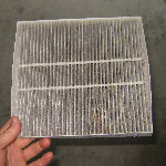 2008-2015 Mitsubishi Lancer Cabin Air Filter Replacement Guide