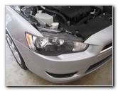Mitsubishi Lancer Headlight Bulbs Replacement Guide