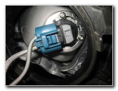 Mitsubishi Outlander Sport Headlight Bulbs Replacement