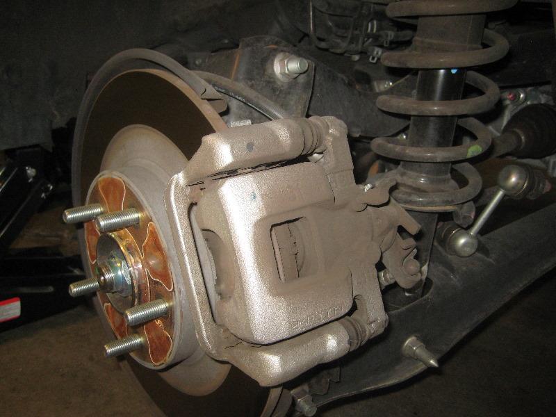 Mitsubishi outlander brake pads