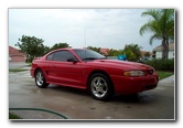 Ford Mustang Borla Exhaust Pictures