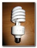 N:Vision CFL Light Bulb Warranty Experience