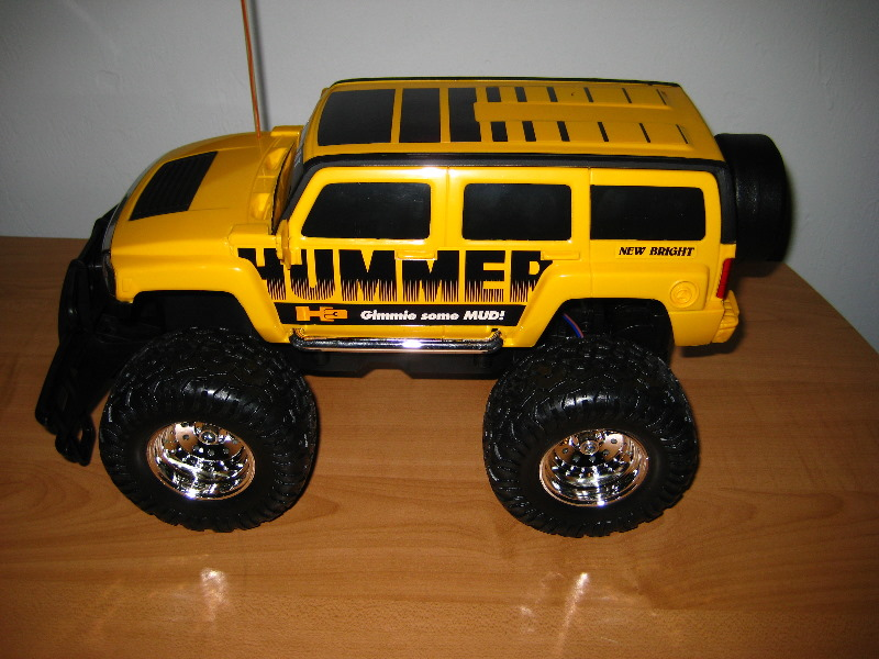 rc toy truck with New Bright Hummer H3 6 Volt Rc Truck Review 001 on What Is Scale Rc Scale  p Crawling And Rules likewise 28c 2056a Hummer H2 10 Green likewise Kyosho Red Bull Edge 540 Ep Arf 356 P besides New Bright Hummer H3 6 Volt RC Truck Review 001 also Bruder Cement Mixer.
