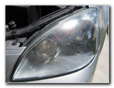 Nissan Altima Headlight Bulb Replacement Guide