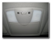 Nissan Altima Overhead Map Light Bulbs Guide