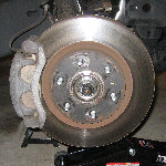 Nissan Armada Front Brake Pads Replacement Guide