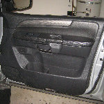 Nissan Armada Interior Door Panel Removal Guide