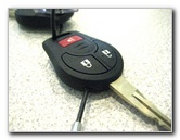 Nissan Cube Key Fob Remote Control Battery Replacement ...