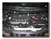 Nissan Cube Engine Oil Change Guide