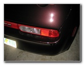 Nissan Cube Tail Light Bulbs Replacement Guide
