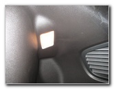 Nissan Juke Cargo Area Light Bulb Replacement Guide