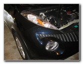 Nissan Juke Headlight Bulbs Replacement Guide