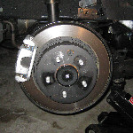 Nissan Juke Rear Disc Brake Pads Replacement Guide