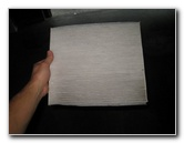 2016-2018 Nissan Maxima A/C Cabin Air Filter Replacement Guide