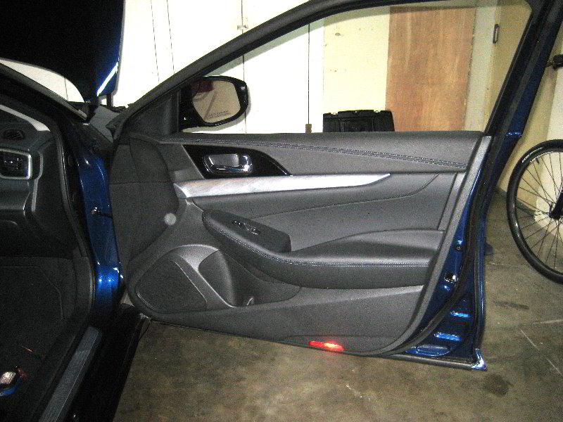 Nissan Maxima Interior Door Panel Removal Speaker