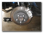 2016-2018 Nissan Maxima Rear Disc Brake Pads Replacement Guide
