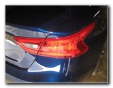 2016-2018 Nissan Maxima Tail Light Bulbs Replacement Guide