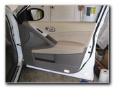2009-2014 Nissan Murano Interior Door Panels Removal Guide