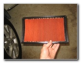 2009-2014 Nissan Murano Engine Air Filter Replacement Guide