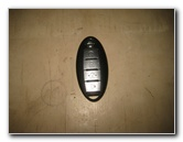 Nissan Pathfinder Intelligent Key Fob Battery Replacement